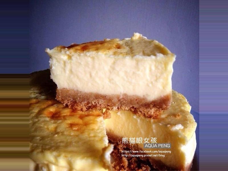 重乳酪蛋糕|熊貓眼女孩