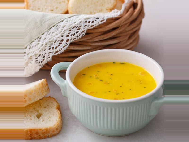 法式南瓜濃湯