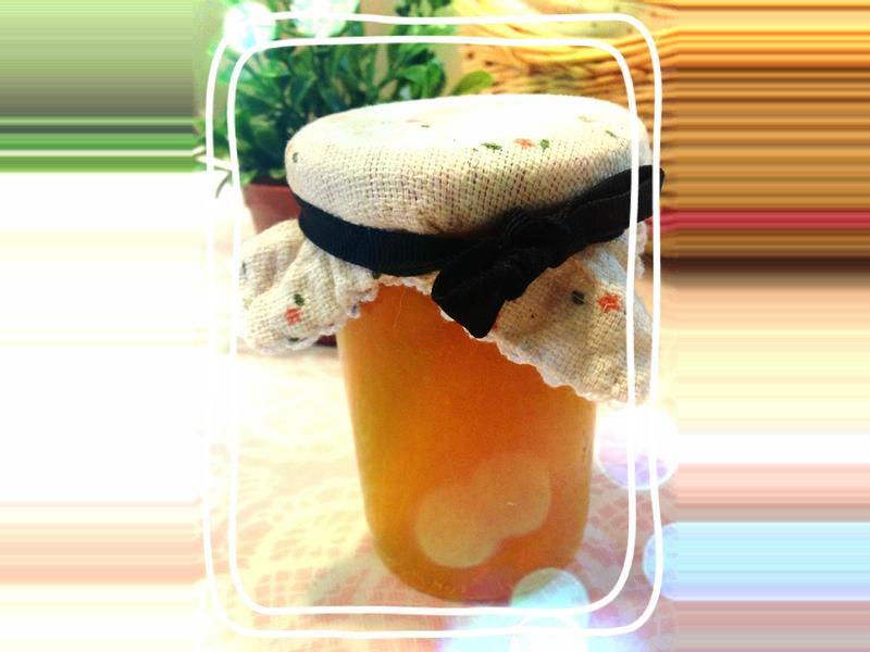 手工芒果果醬