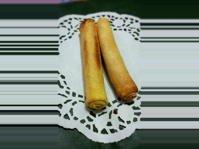 超簡易捲心餅(寶寶磨牙餅)