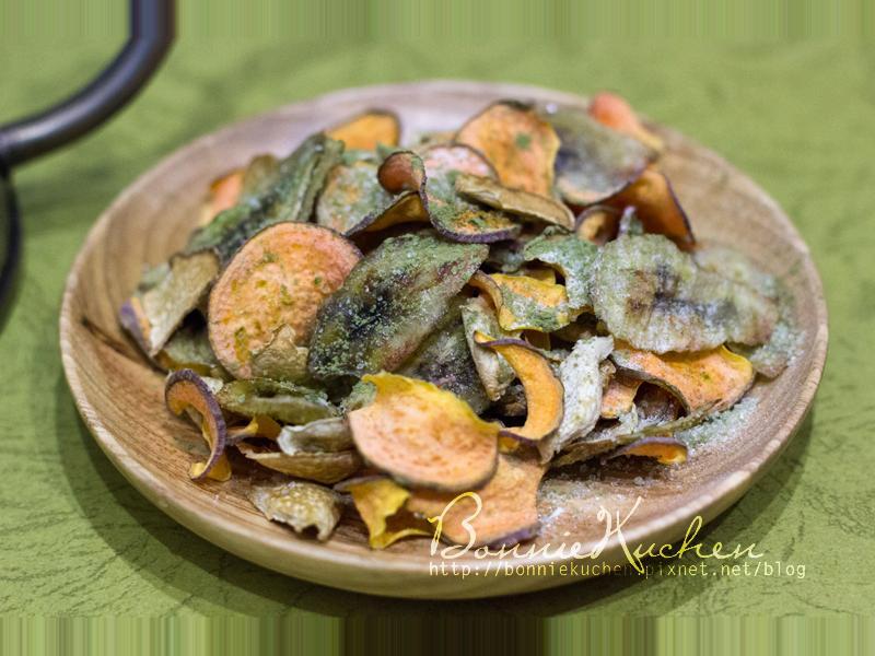 自製蔬果脆餅[邦妮廚房]