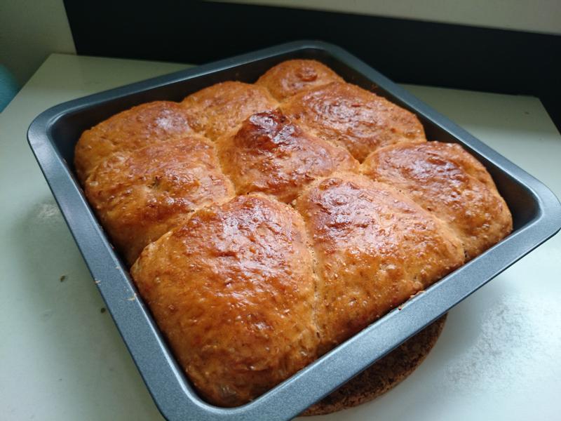香濃蕃茄包(低溫發酵法)
