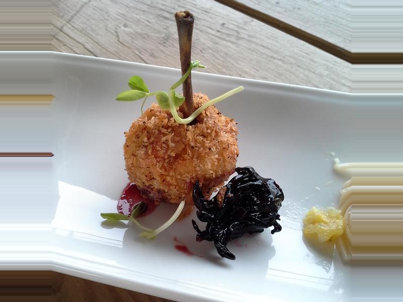 酥炸金峰洛神起士雞翅球「臺東農產好料理」