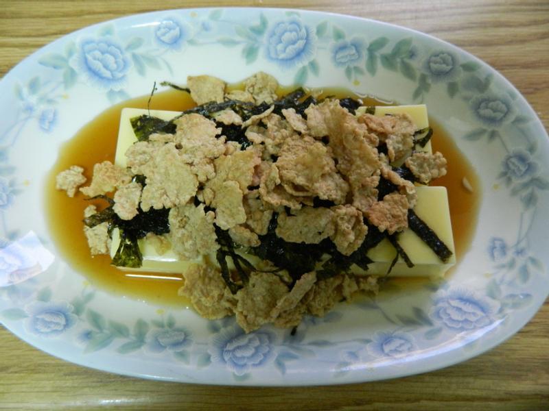 家樂氏Special K 與姐妹淘分享的窈窕料理 -麥米芙蓉豆腐