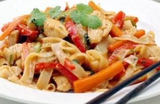 減重食譜9-越南雞肉河粉
