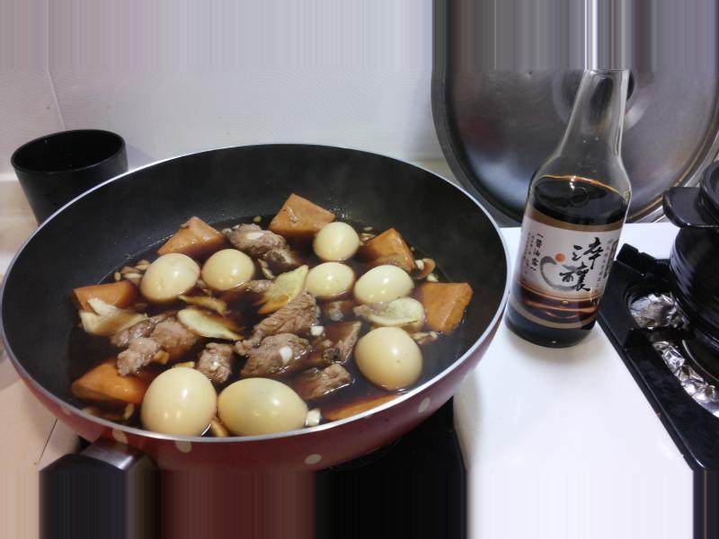 淬釀年菜料理之滷肉