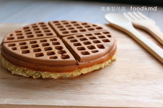 日式厚鬆餅