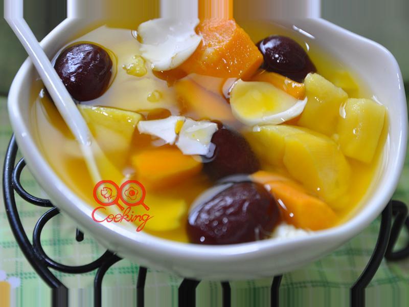 【我與大同電鍋的美味】百合紅棗甜品