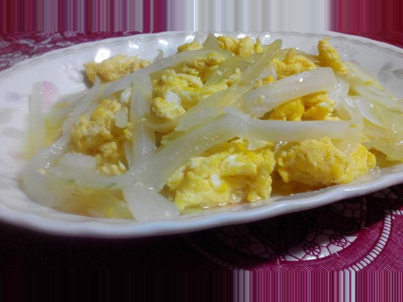 洋蔥炒蛋【食在養生】