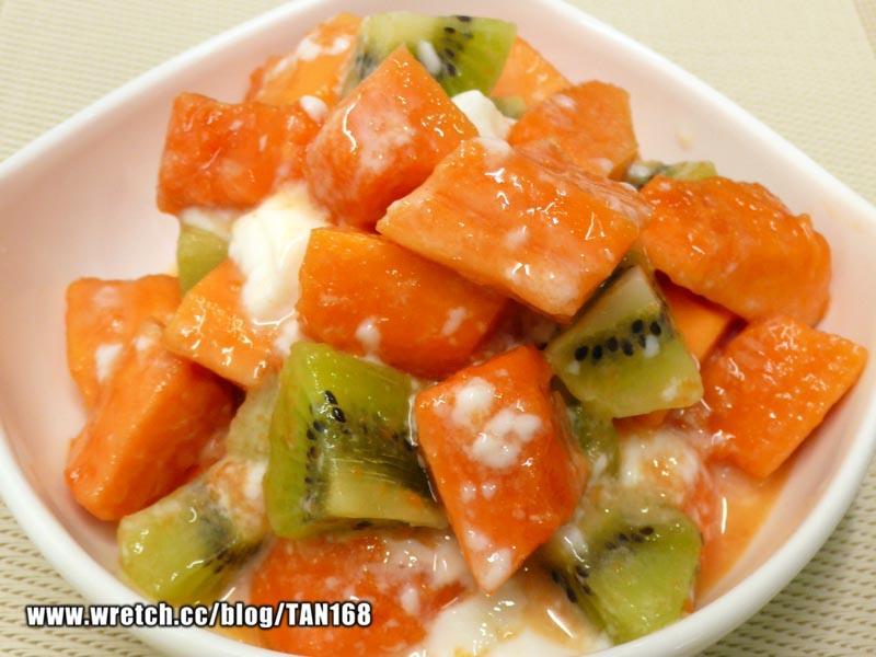 酵素破表沙拉  ♥水果沙拉8♥