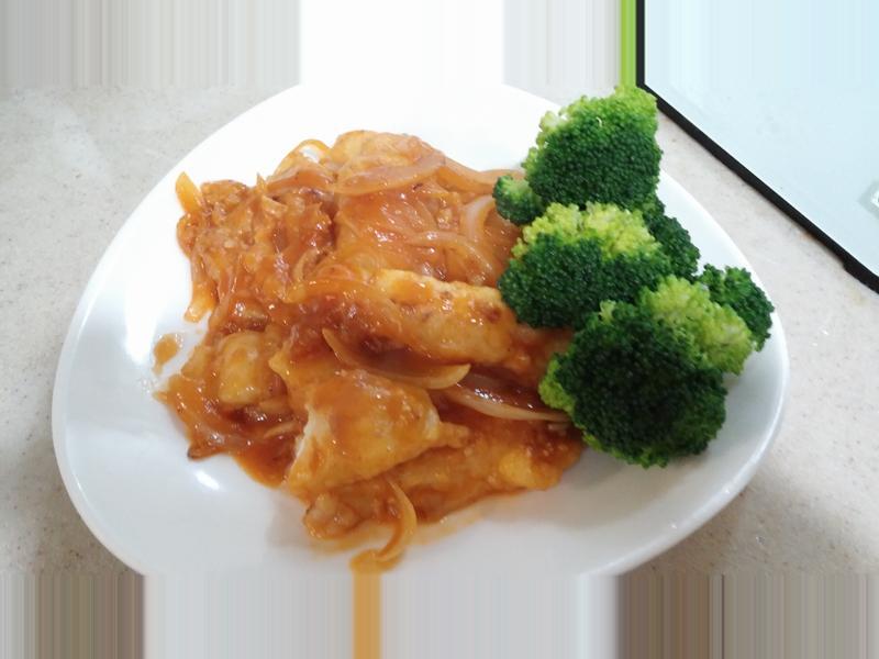 一鍋到底~~茄汁多利魚
