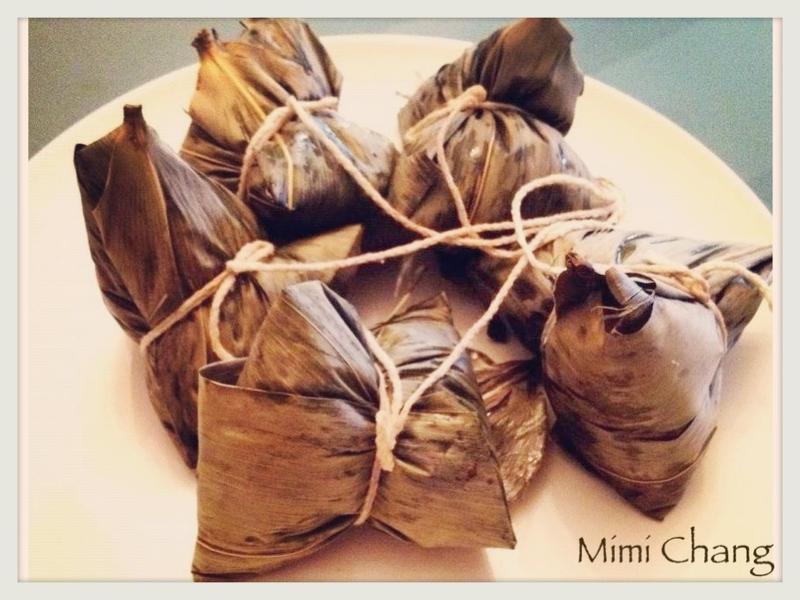 Mimi♥咪咪肉粽