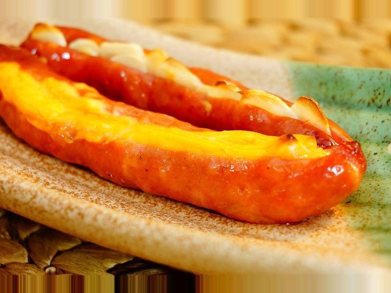 起司香腸 / 蒜味香腸