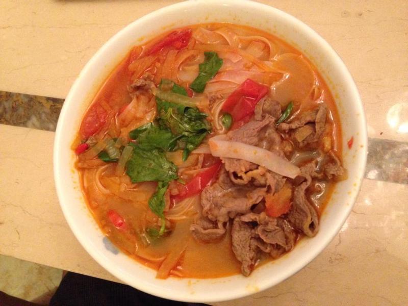 『超簡單』越南酸辣牛肉河粉