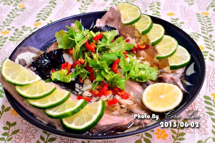 【可拉的鏡頭】泰式檸檬蒸虱目魚