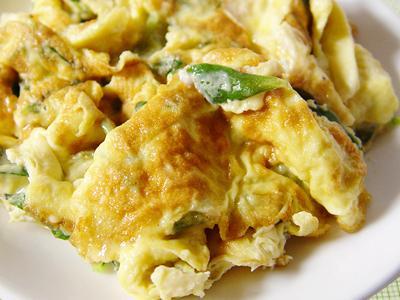 【厚生廚房】(原生蔬菜)馬齒莧炒蛋