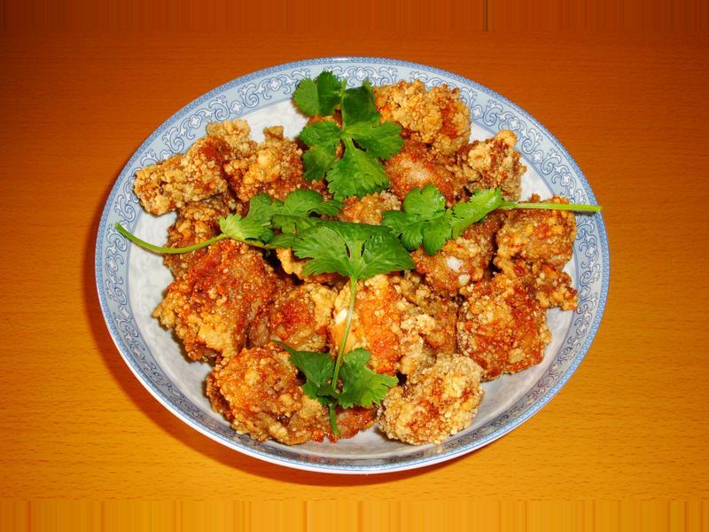 <臺菜>油炸排骨酥