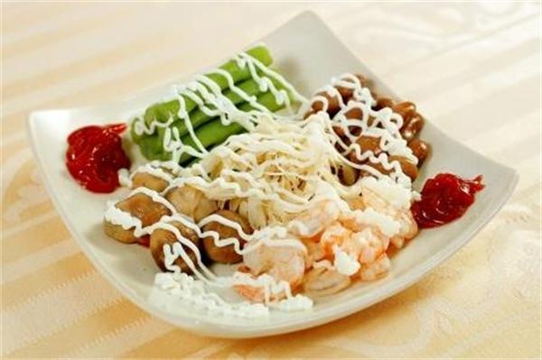 健康花豆沙拉《日正健康廚房》