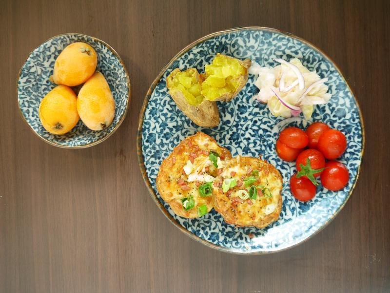 假日輕食早餐之馬鈴薯篇