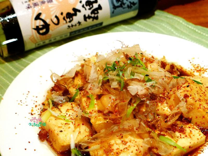 和風香煎蛋豆腐【淬釀日式下午茶點】