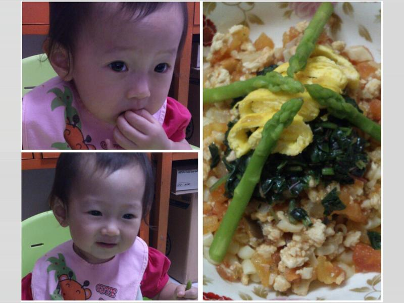 寶寶版番茄肉醬燴飯