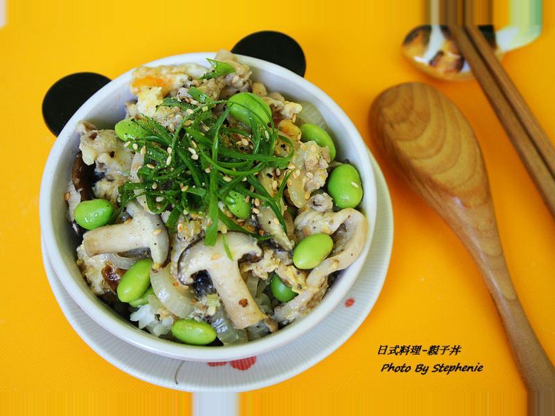 日式風味-親子丼