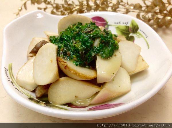塩麴杏鮑菇(深夜食堂x鮮食家)