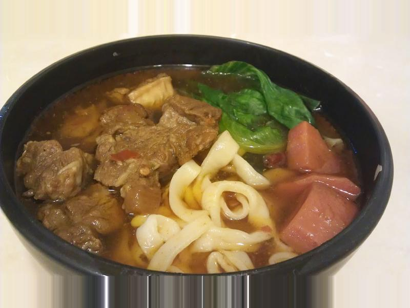 [吃麵] 香辣紅燒牛肉麵搭自製麵條