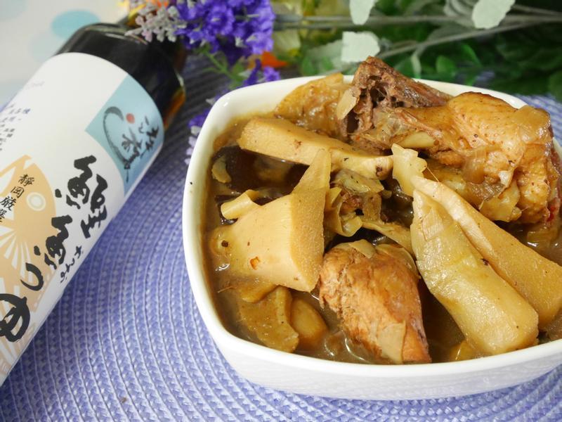 悶燒酸筍雞(淬釀決勝料理)