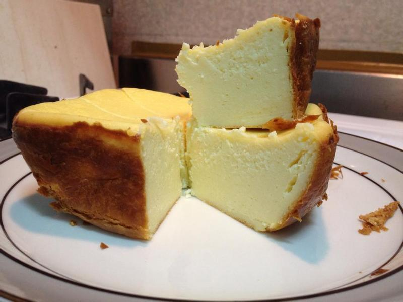 起司乳酪蛋糕(Panasonic製麵包機)