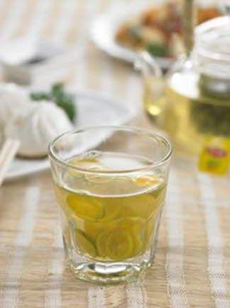 甜菜青檸蜂蜜茶