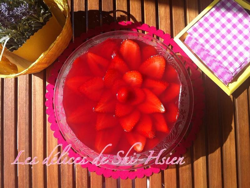 德式草莓夸克(優格)蛋糕