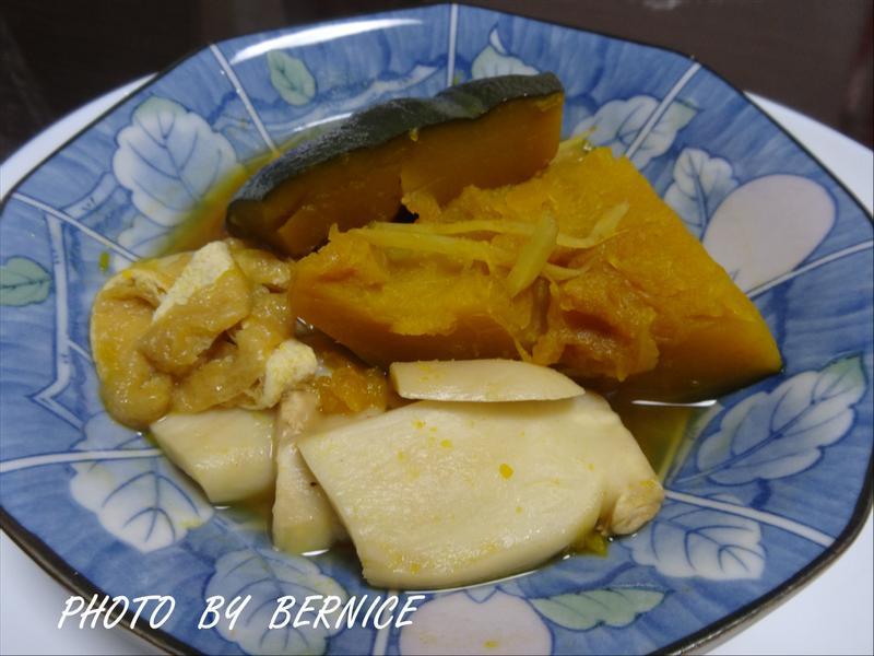 日式煮南瓜(お惣菜)