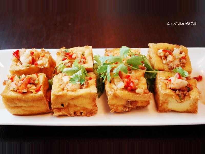 免油炸越式風味豆腐