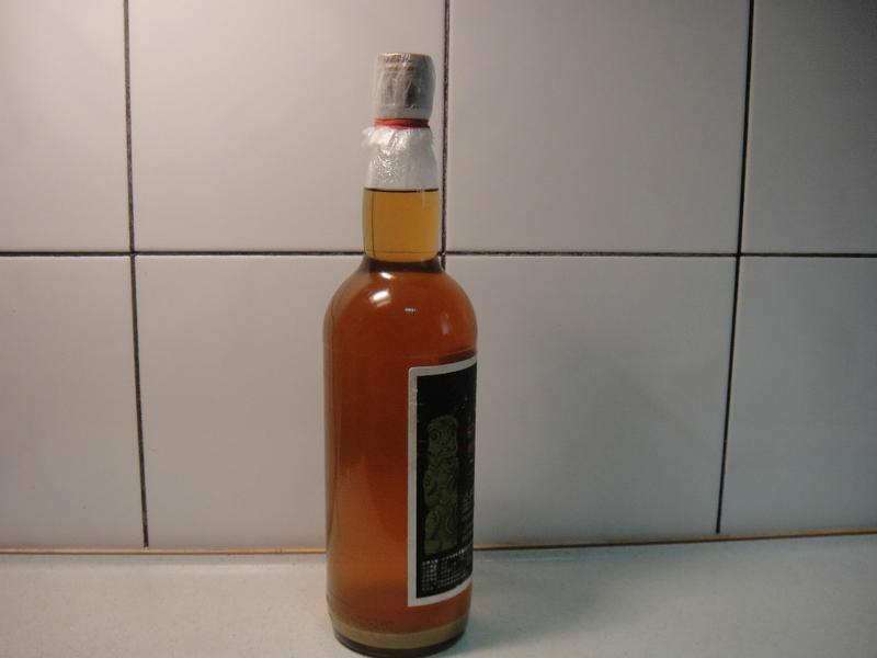 鳳梨酒        體驗多次 成功的 自創 釀製法