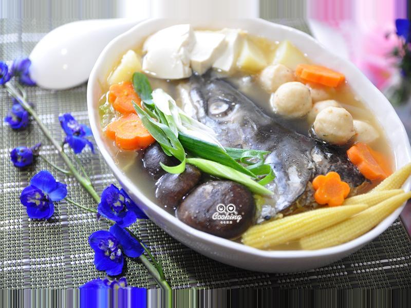 【頂好超市】鮮味鮭魚頭鍋