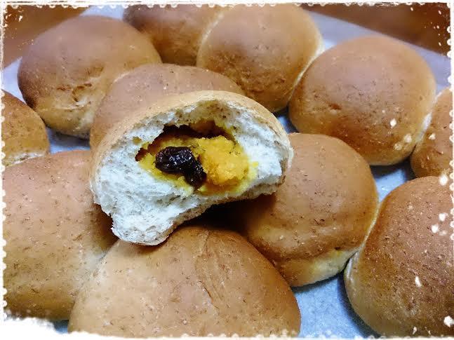 5度C冷藏冰種全麥地瓜葡蔔乾麵包