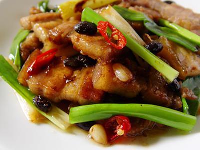 【厚生廚房】蔥香豆豉五花肉