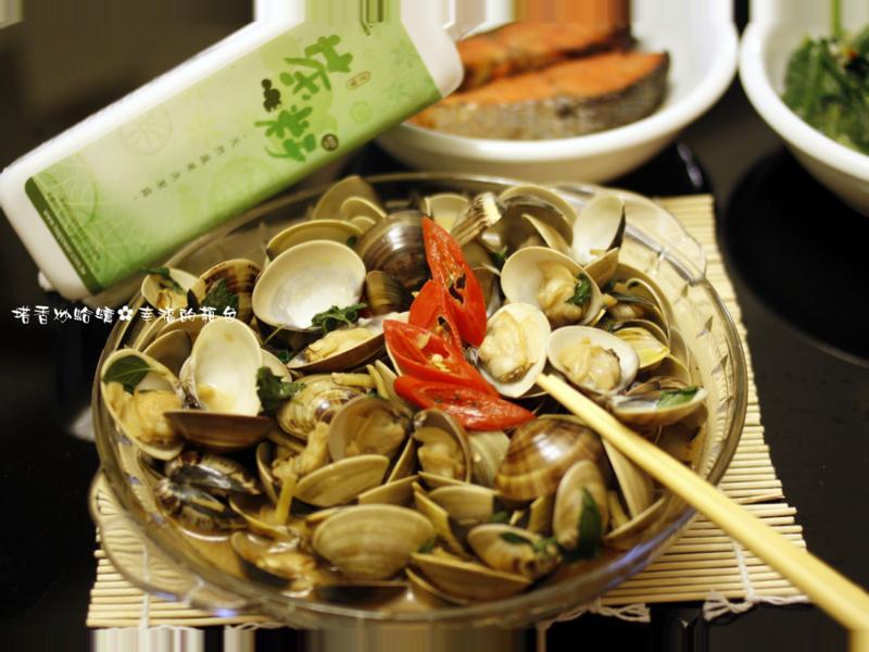 熱炒♫塔香炒蛤蠣❤