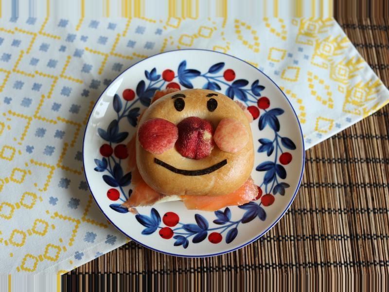 麵包超人Bagel
