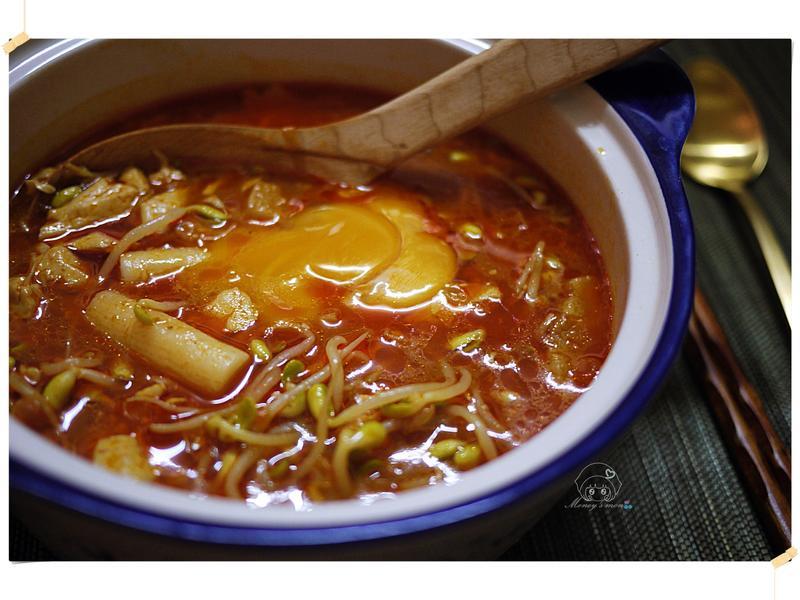 韓式辣豆腐煲