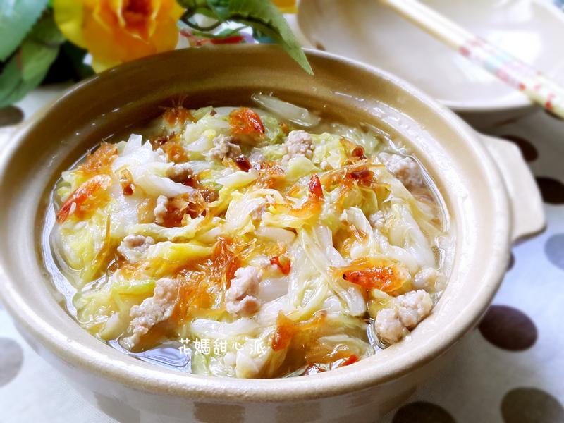 干貝滷白菜