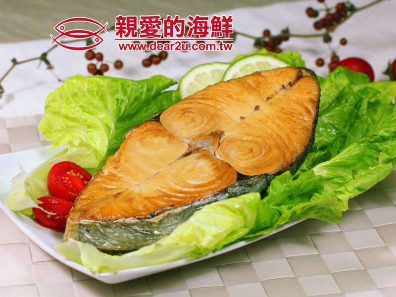 香煎土魠魚片