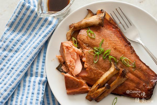 無罪醬炙鮭魚排RoastedSalmon