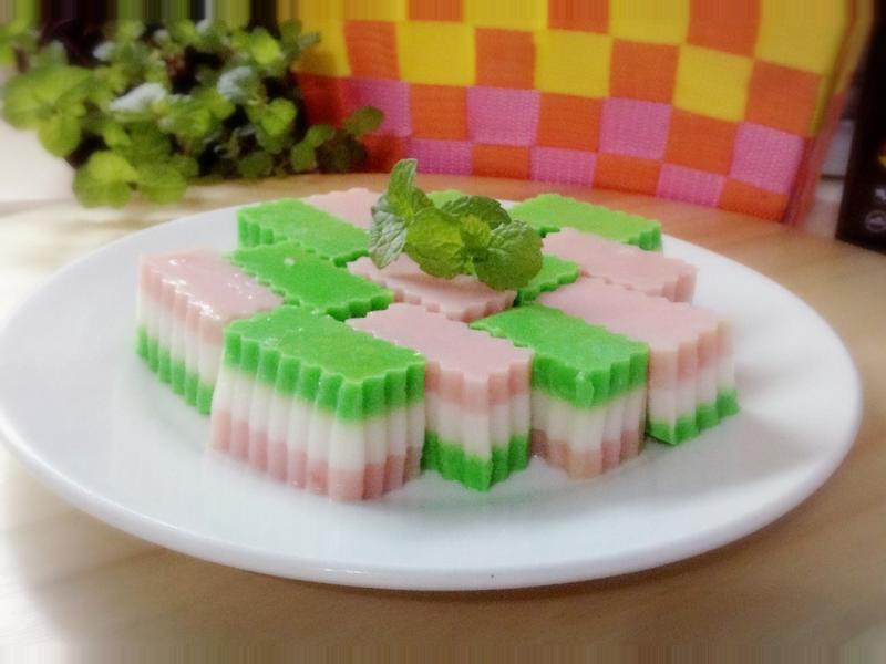 泰式椰奶甜點