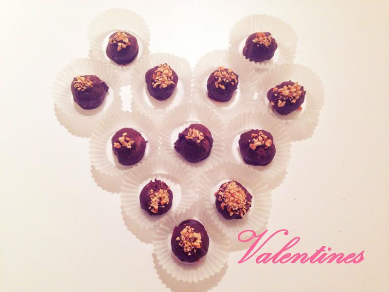 兩個食材超簡單松露巧克力!