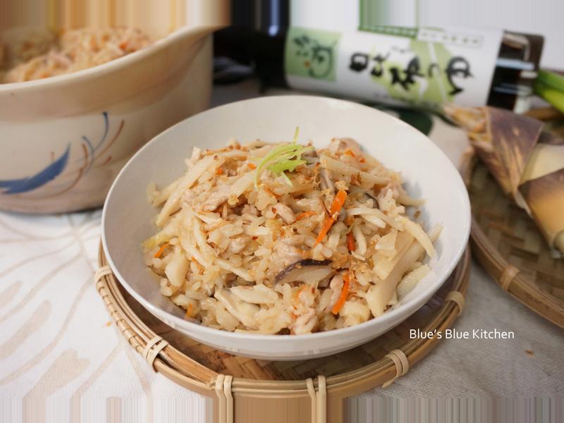 筍香油蔥野蔬鍋飯< 淬釀節氣食譜 >