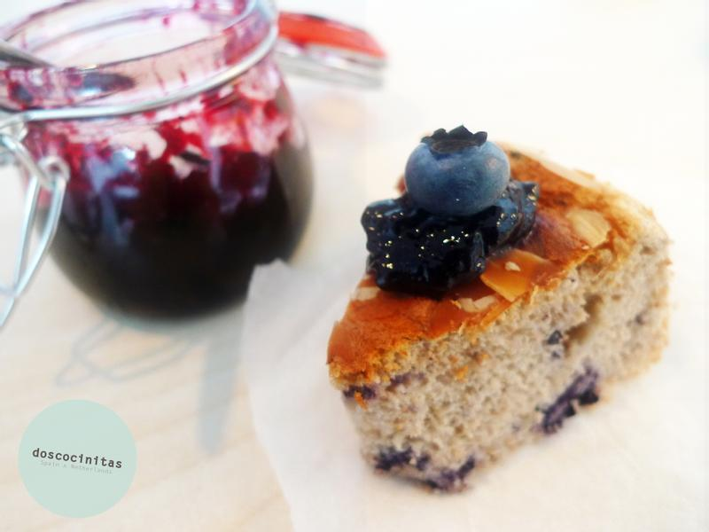 鮮藍莓果醬