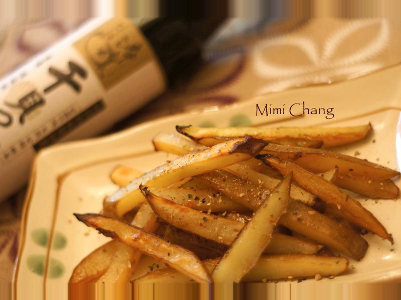 Mimi♥烤薯條【時間淬釀的甘露之味】