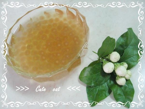 茉莉珍珠烏龍茶